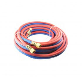 3/16 Twin Hose x 20m  Fitted