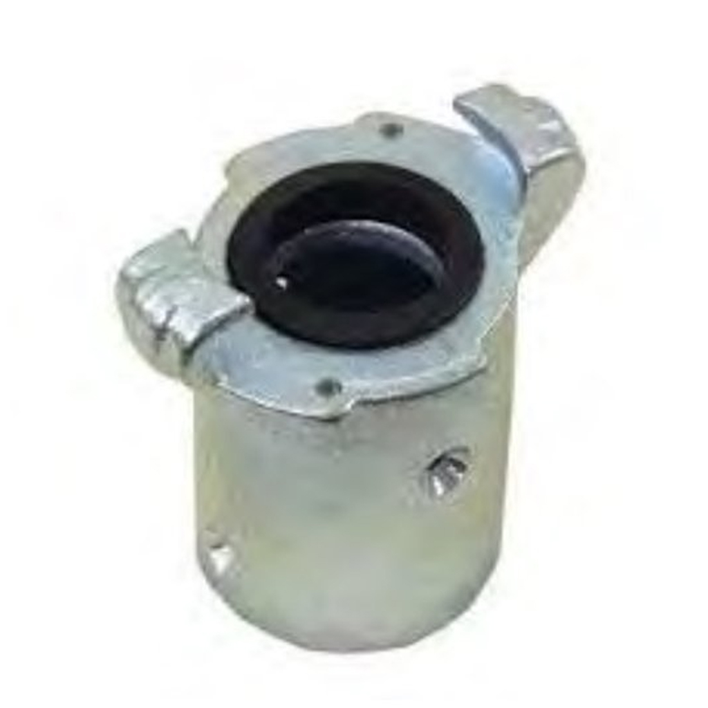 Cast Iron Couplers : Cast iron hose coupling fits mm od