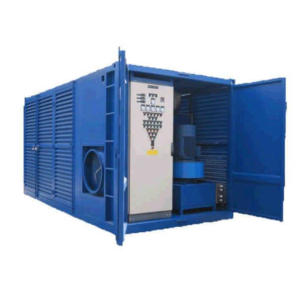 Blasting AR 18000SE Air-Cooled Dehumidifier