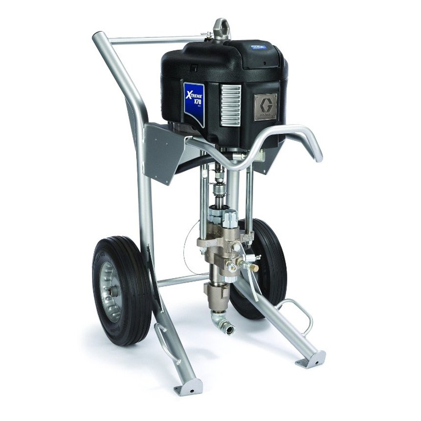 Graco Xtreme Sprayers with NXT Technology Pneumatic Airless Sprayer