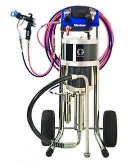 Pneumatic Graco Merkur Pneumatic Airless Sprayer