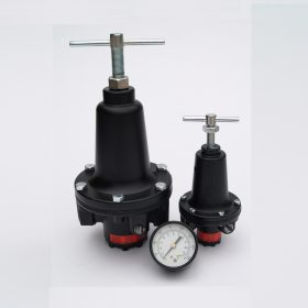 1/4″ Mini Regulator with built in gauge