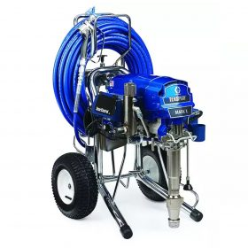 Texture Applications Graco Texspray Mark ProContractor X Electric Airless Texture Sprayer