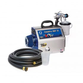 Fine Finish Applications Graco FinishPro HVLP 7.0 ProContractor