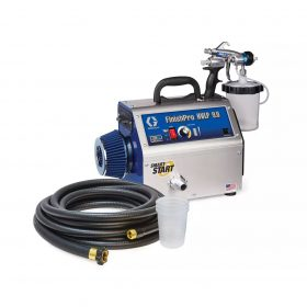 Fine Finish Applications Graco FinishPro HVLP 9.0 ProContractor