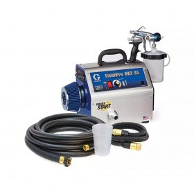 Fine Finish Applications Graco FinishPro HVLP 9.5 ProContractor