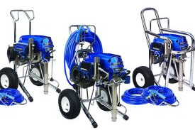 Graco contractor equipment