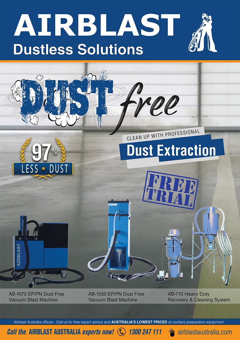 Dustless Specials 2019 1
