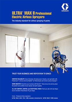 Graco Electric Sprayers