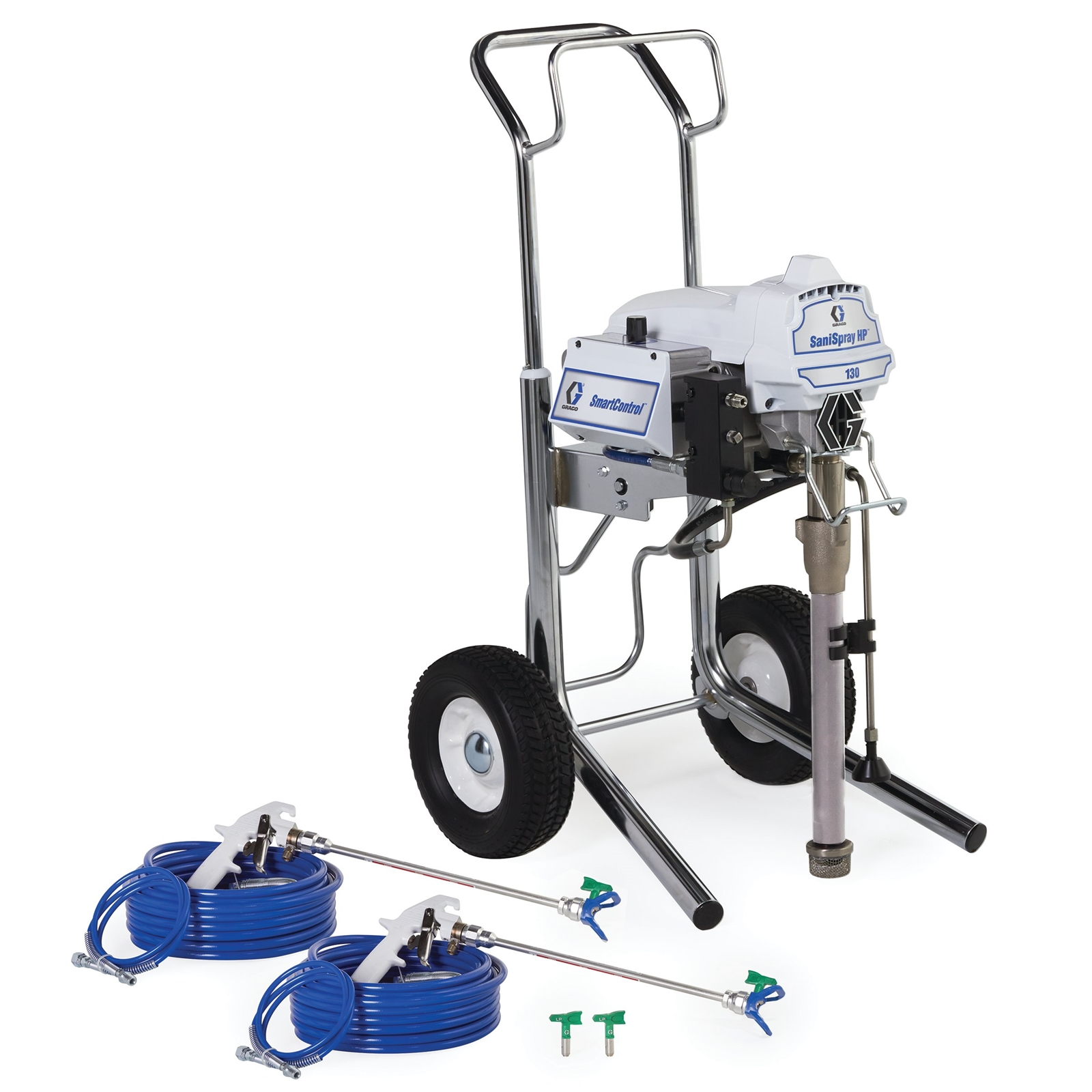 Sterilisation Graco SaniSpray HP 130 Electric Airless Disinfectant Sprayer